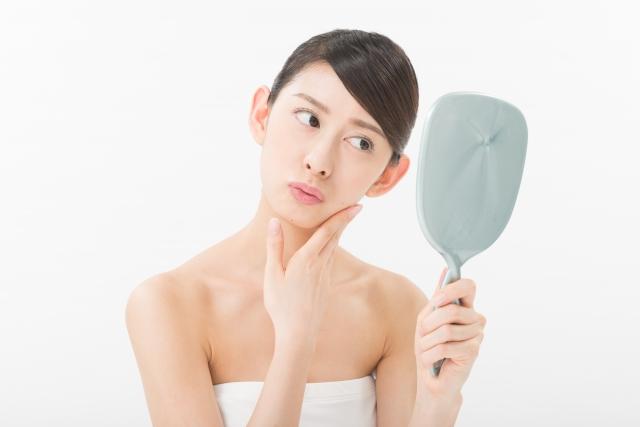 洗いすぎない洗顔で汚れは落ちてる?