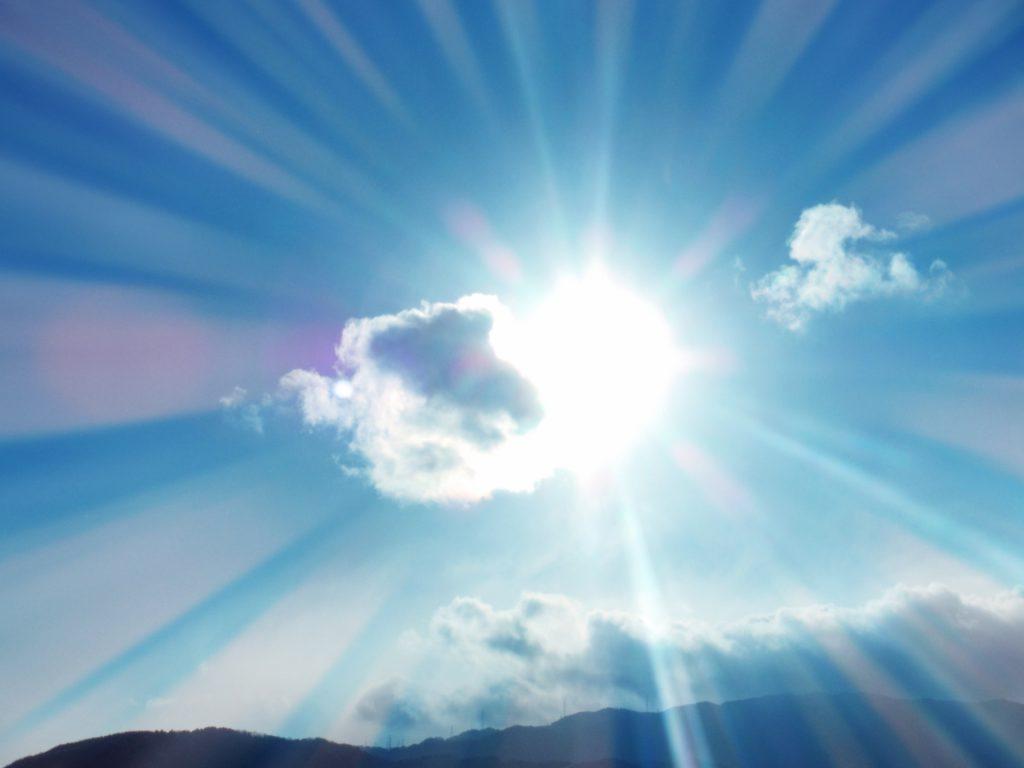 紫外線への対策